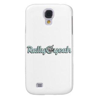 Rally-O-yeah 3 Samsung Galaxy S4 Case