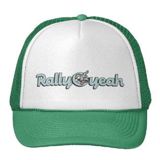 Rally-O-yeah 3 Hats