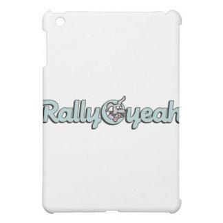 Rally-O-yeah 3 iPad Mini Cover