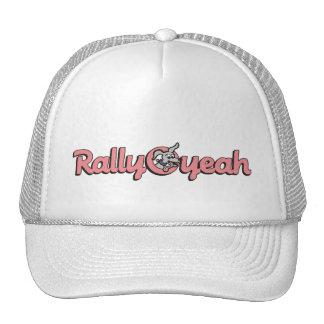 Rally-O-yeah 4 Hat