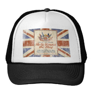 Rally Round the Flag Trucker Hat