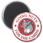 Rally Squirrel Magnet