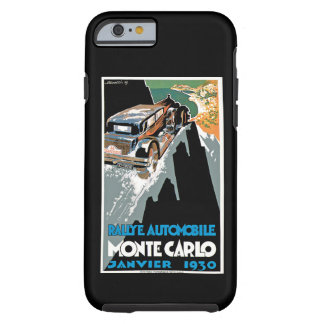 Rallye Automobile de Monte Carlo 1930 Tough iPhone 6 Case