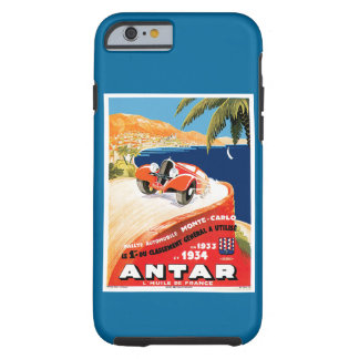 Rallye Automobile de Monte Carlo Tough iPhone 6 Case