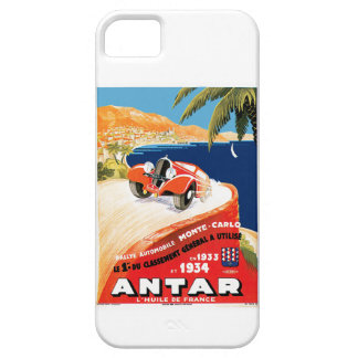 Rallye Automobile Monte Carlo Barely There iPhone 5 Case