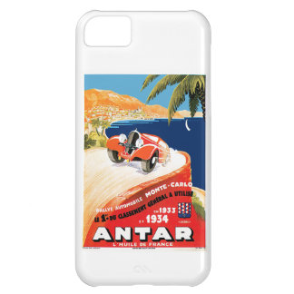 Rallye Automobile Monte Carlo iPhone 5C Case