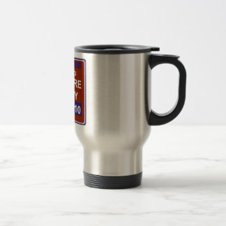 rallytorestoresanitywhite coffee mugs