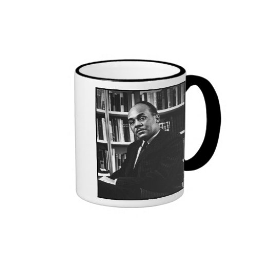 Ralph Ellison, author of Invisible Man Coffee Mug