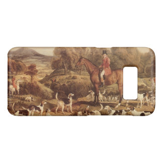Ralph Lambton and his Hounds by James Ward Case-Mate Samsung Galaxy S8 Case