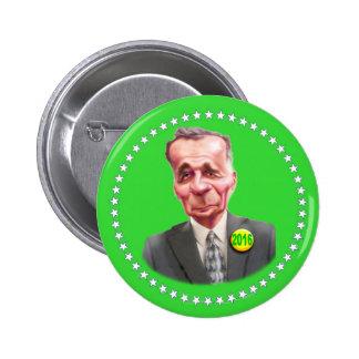 Ralph Nader 2016 6 Cm Round Badge