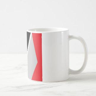 Ralph w Staples Designs Basic White Mug
