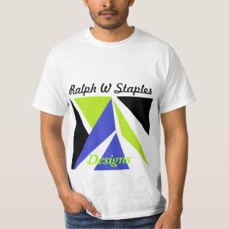 Ralph w Staples Designs T-Shirt
