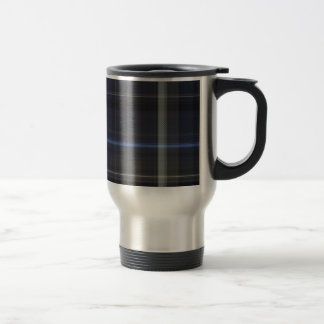 Ralphies Favorite Plaid Stainless Steel Travel Mug