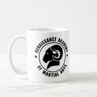 RAM Coffee Mug, Black Logo Coffee Mug