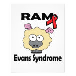 RAM Evans Syndrome Personalised Invites