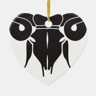 Ram Horoscope Aries Fortune Telling Christmas Ornament