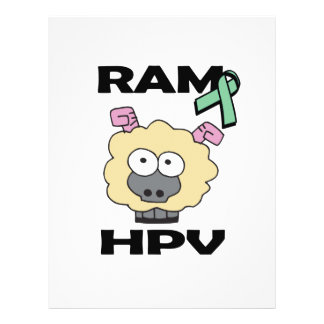 RAM HPV PERSONALIZED FLYER