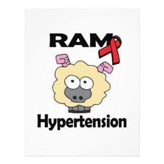 RAM Hypertension Full Color Flyer