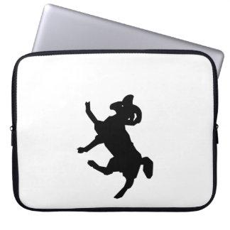 Ram Silhouette Laptop Sleeve