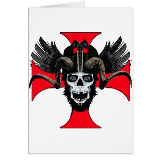 Ram skull 3 tw card