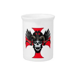 Ram skull 3 tw pitcher