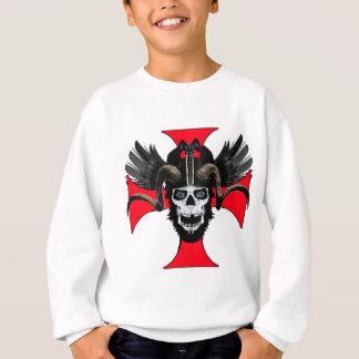 Ram skull 3 tw sweatshirt