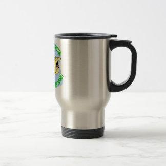 ram stainless steel travel mug