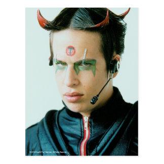 Ram The Tribe Postcard