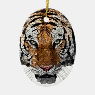 Rama the Tiger Christmas Ornament
