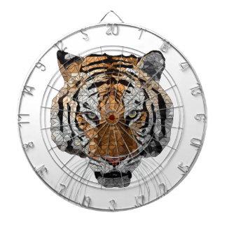 Rama the Tiger Dartboard