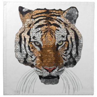 Rama the Tiger Napkin