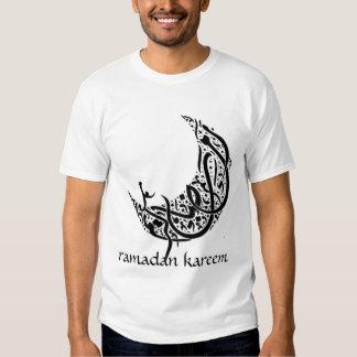 Ramadan Kareem (Light Colors) T Shirts
