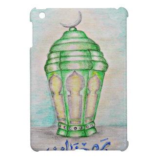 Ramadan lantern cover for the iPad mini