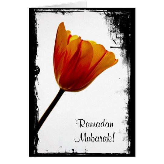 Ramadan Mubarak Card - Customised
