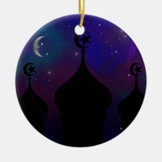 Ramadan Night Sky Christmas Ornament