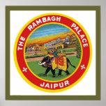 Rambagh Palace Jaipur Posters
