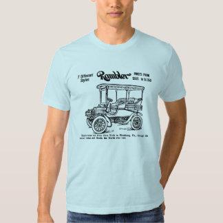 Rambler Auto Ad 1904 Shirts