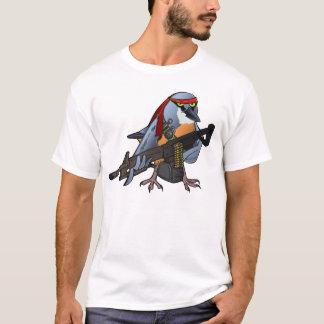 Rambo-style Nuthatch T-Shirt