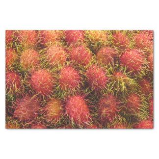 Rambutan Tropical Fruit Tissue Paper