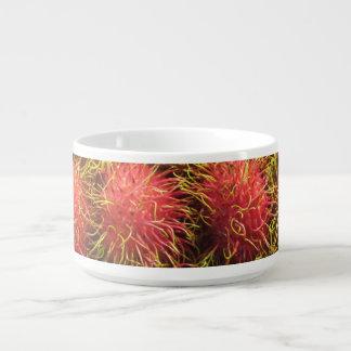 Rambutan Tropical Fruit Chili Bowl