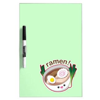 Ramen! Dry Erase Board