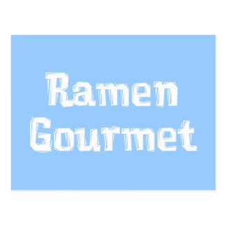 Ramen Gourmet Gifts Post Cards