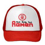 Ramen Lid Hats