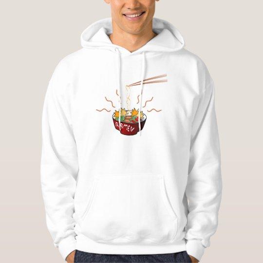 ramen mens hoodie