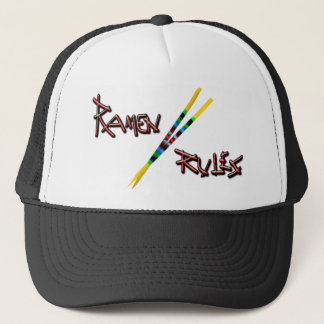 Ramen Rules Trucker Hat