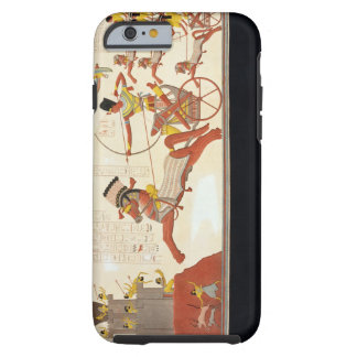 Ramesses II (1279-13 BC) at the Battle of Kadesh, iPhone 6 Case
