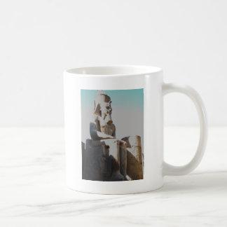 Ramesses II Colossus - Luxor Temple Coffee Mug