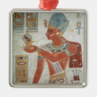 Ramesses II: Dressed for War Christmas Ornament