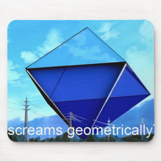 ramiel: the fifth angel mouse mat