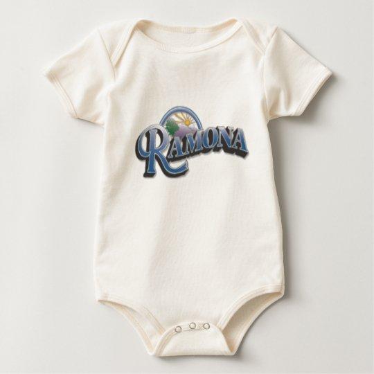 Ramona Baby Bodysuit